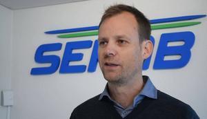 Sekabs vd Anders Fredriksson ser ljust på Sekabs framtid. Själv lämnar han dock snart företaget för att ta sig an en ny utmaning, som vd för Norrmejerier.