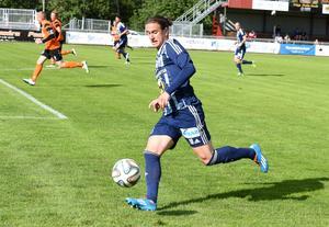 Edin Hamidovic, med ett förflutet i Husqvarna FF, har dragit till sig intresse från större klubbar.