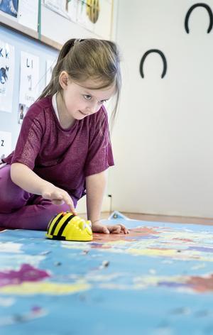 Förskolans roll behöver stärkas ytterligare, framhåller Autism- och Aspergerförbundet. Foto: Christine Olsson / TT /