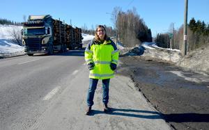 Ulrika Sundgren är projektledare hos Trafikverket.