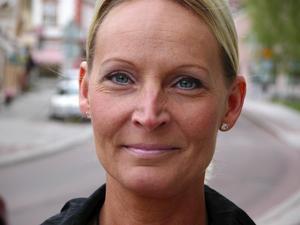 Slutar. Marina Ingmarsdotter, programledare i Centralen, är en av dem som slutar när Radio Dalarna måste spara.