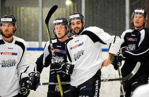 Lucas Venuto ställs mot sina tidigare lagkamrater i Borlänge.