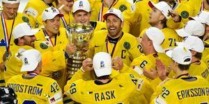 Sverige kan få lyfta VM-pokalen på hemmaplan 2025.