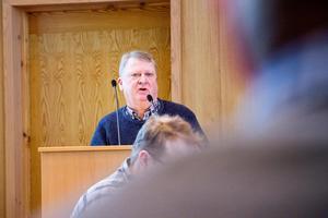 Peter Nordebo (L) röstade nej till att sälja fastigheten Bro 4:4