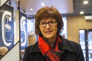 Marie Centerwall såg bara positivt på etableringen av McDonald's, där hon framför allt vill lyfta alla de arbetstillfällen som etableringen innebär.