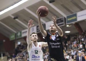 Jakob Sigurdarson gjorde poäng – och Alexander Lindqvist var steget efter igen.