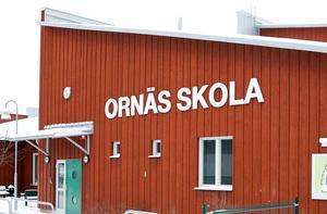 Pedagogiska priset hamnade på Ornäs skola.