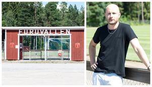 Årets SA-triangel spelas på Furuvallen i Tärnsjö.