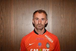 Nemanja Miljanović. Foto: Henrik Montgomery / TT