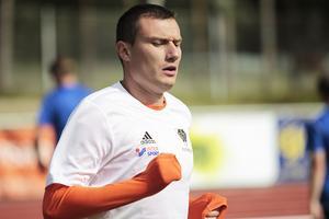 Alen Bahonjic är tillbaka – tillfälligt.