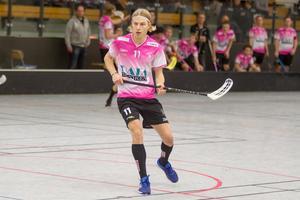 Simon Hytönen är poängbäst för sitt IBK Sala.