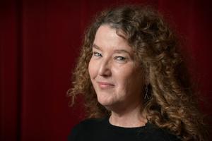 Anna-Karin Palm är nominerad för sin Selma Lagerlöf-biografi