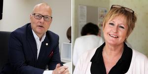 Håkan Englund (S) är en av dem som tycker att Ovanåkers skolor behöver ett nytt ledarskap. Nu har Katarina Ceder Bång fått sparken.