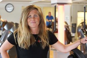 Namnbytet betyder ingen större skillnad för gymmets medlemmar, enligt platschefen Rebeccca Viklund.