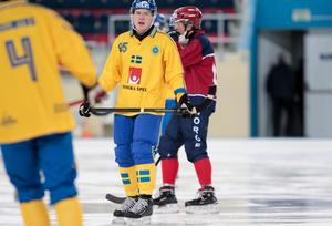Erik Pettersson under VM i Chabarovsk – som till hösten blir hans hemstad.