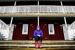 Trots att det slagits rekord i antalet gästnätter har det varit dåligt med dagsgäster för Kungsberget i år.