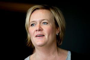 Charlotta Nordenberg, ordförande i Kif Örebro.