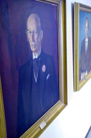 Legend. Bergmästaren Eklund var en mäktig man i Falun. Hälsade man inte på honom när man mötte honom på gatan riskerade man replissarier...