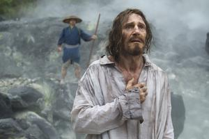 Britten Liam Neeson spelar Cristóvão Ferreira i Martin Scorseses filmversion av Shusaku Endos roman