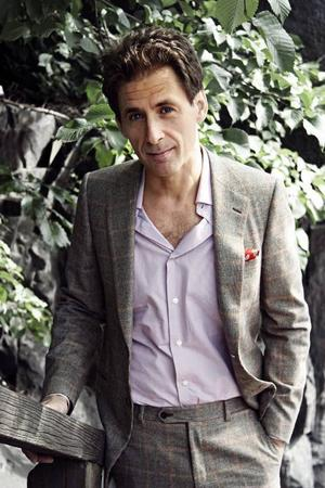 David  Lagercrantz.