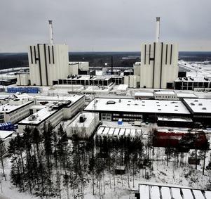 Politisk följetong. Kärnkraftverken, som Forsmark, ser åter ut att skapa politisk dramatik.foto: scanpix