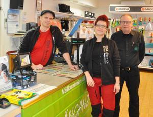 Roger Mattson och Annica Thullnérs tog över Kalle Grängzells verksamhet vid årsskiftet.
