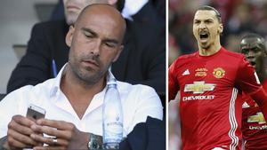 Förre landslagsbacken Daniel Majstorovic och världsstjärnan Zlatan Ibrahimovic är goda vänner.