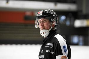 Sandvikens Daniel Berlin. Fotograf: Andreas Tagg