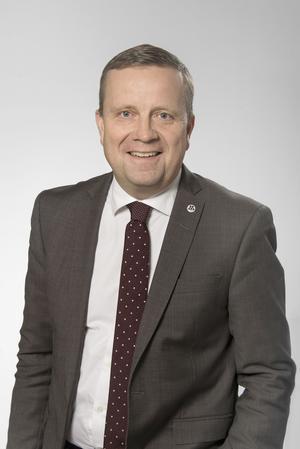 Uppsalapolitikern Fredrik Ahlstedt (M) föreslås bli ny ordförande i SKFAB.