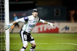 Gerhard Andersson var tillbaka i målet efter fyra matchers frånvaro på grund av hjärnskakning.