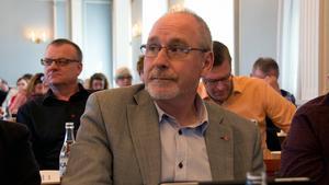 Hans Stenberg var en framstående socialdemokratisk profil i Västernorrland och satt även i riksdagen 1991–2010.