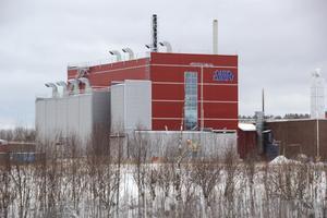 Från anläggningen för syraåtervinning vill Outokumpu få tillstånd att släppa ut 185 ton nitratkväve per år till Dalälven.