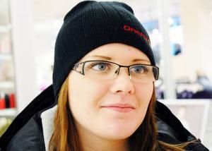 Sandra Nilsson, 18 år, Tandsbyn:– Jag träffade min pojkvän i somras.