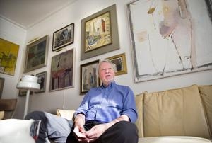 Jorge Louis Borges och Cormac McCarthy är författare som influerar Håkan Klang.