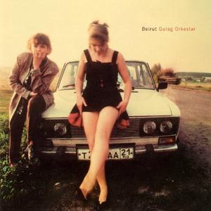 Bilens frihetssymbolik lever i högsta grad vidare i dagens populärkultur, här på indiebandet Beiruts debutalbum Gulag Orkestar.