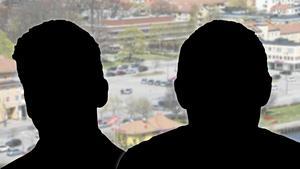 De två litauiska männen som misstänktes ha gjort inbrott i Söderhamn och Hudiksvall friades på de punkterna av tingsrätten eftersom det inte var ställt utom allt rimligt tvivel att de var skyldiga.