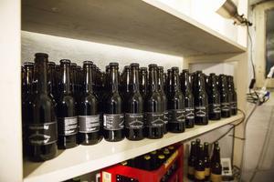 Innan ölen säljs ska den också lagras en tid för att smaken ska komma fram.