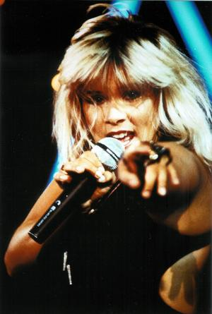 Samantha Fox under 1980-talet. Singeln