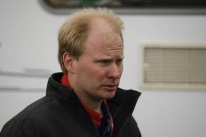 Daniel Wall är Sveriges främste folkraceförare. Det visade han också i Lungre i helgen.