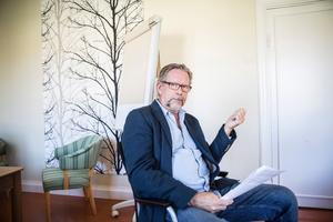Familjerådgivningen, med enhetschef Fredrik Hölcke, firar 60 år i Södertälje.
