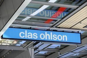 Fem procents ökad försäljning för Clas Ohlson under verksamhetsåret.