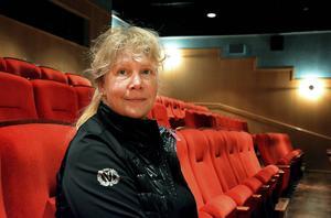 Catharina Karlsson om nämndens beslut om att sträva mot en inledningsvis avgiftsbefriad kulturskola.