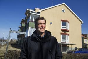 Tidigare vd för HSB Gävleborg, Anders Wallner, blir vd för avdelningen egna fastigheter.