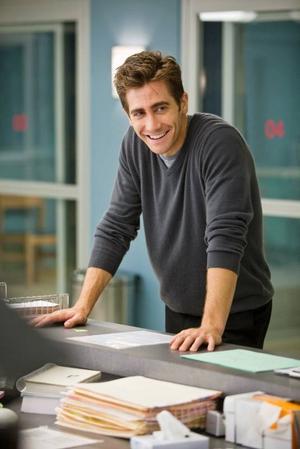 """Jake Gyllenhaal. Och betänk att han var en av de största hjärtekrossarna i branschen redan före """"Love And Other Drugs""""."""