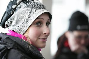 Sportens Lasse Lindh tycker att Angelica Klockar är mogen för en proffslicens.