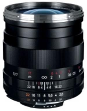 Zeiss ZF.2-serien blir komplett med 25mm/2,8