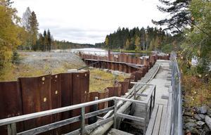 Kraftverket vid Långforsen blir kvar, beslutade Mark- och miljödomstolen i dag. Men framtiden för Nedre Långan är ändå långt ifrån klar.