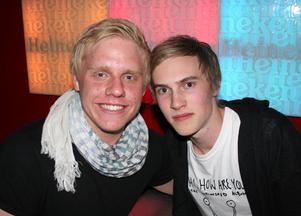 Silk. Johan och Kurt