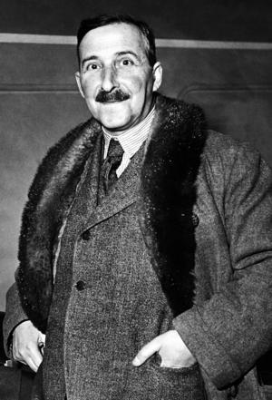 Stefan Zweig bilr återigen läst i Sverige.
