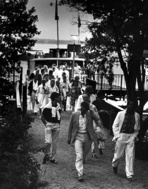Elba har varit en populär sommarö genom åren.